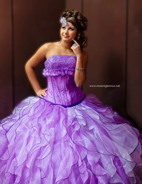 Laglitter 15 Dresses
