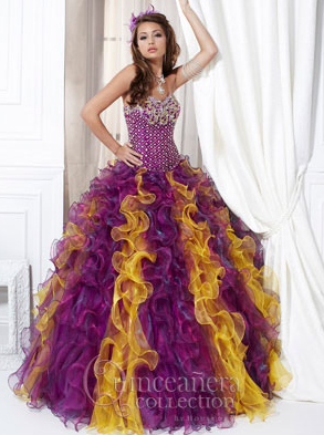 Quinceanera Collection Dresses in Houston TX