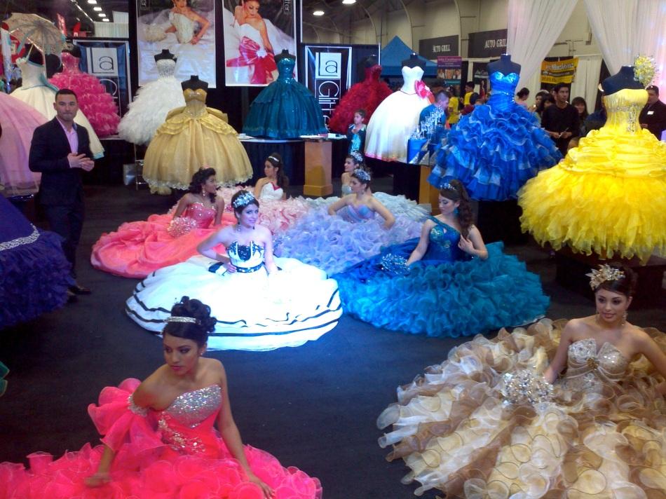 Quinceanera Dresses in Dallas
