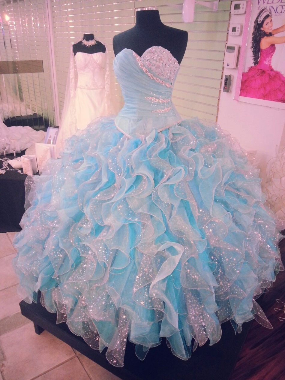 Quinceanera Dresses in San Antonio