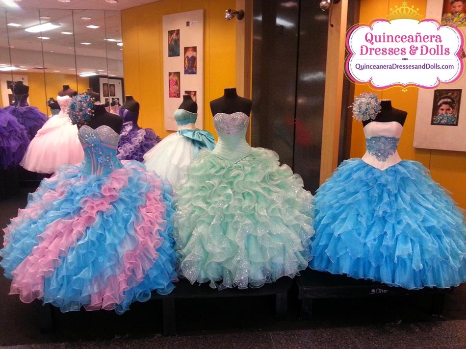 Buy La Glitter Quinceanera Dresses Online